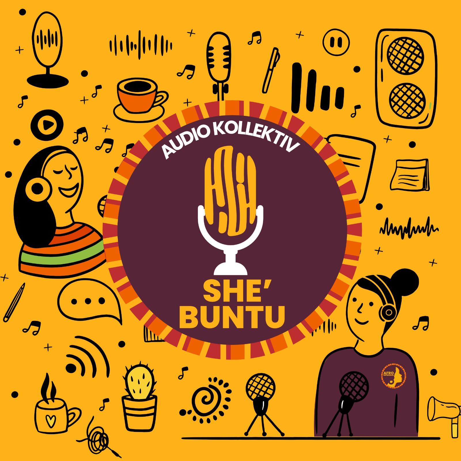 She'buntu Audio Kollektiv – motherhood, sisterhood and our daily lives in Germany