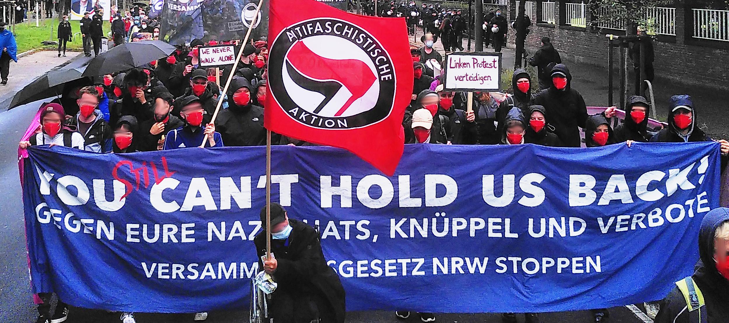 Warum das neue Versammlungsgesetz in NRW ein Angriff auf die Demokratie ist