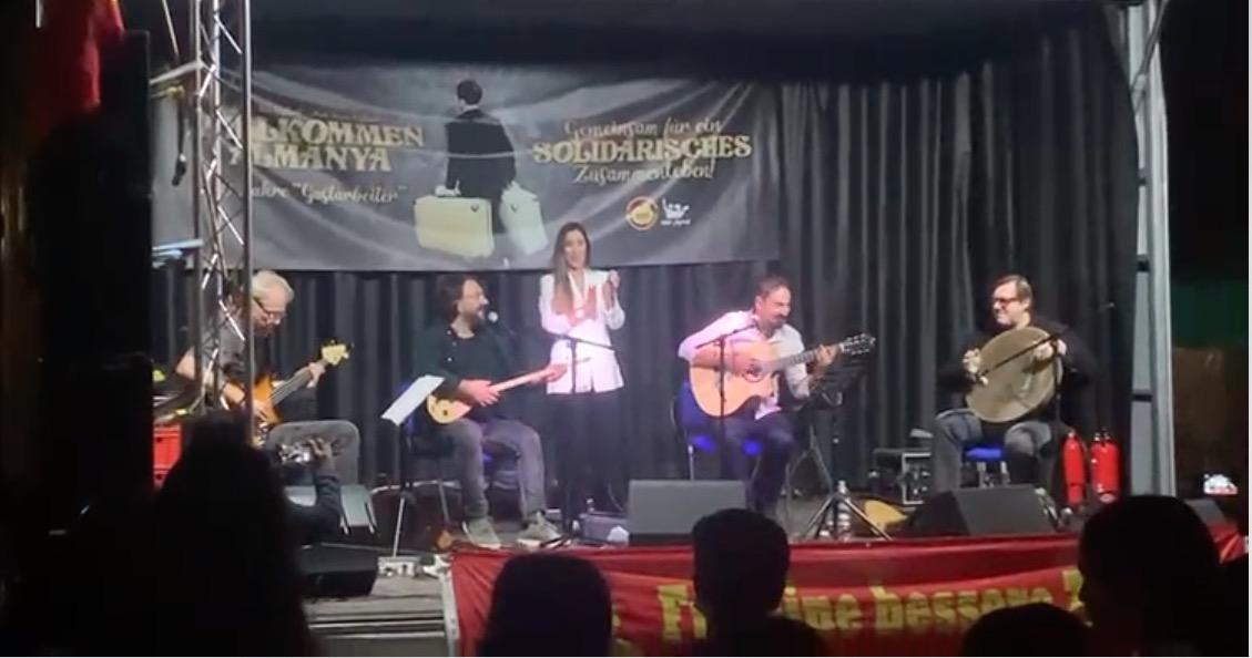 """Almanya' ya Hoşgeldiniz"" – Willkommen in Almanya – Konzertmitschnitt"